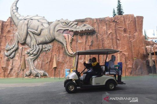27 objek wisata di Jakarta akan ditutup mulai Senin