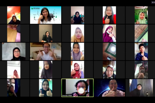 BNP Paribas AM dan Citi Indonesia berdayakan perempuan muda
