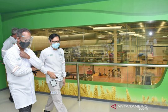 Menperin apresiasi rencana Nestle ekspansi 100 juta dolar saat pandemi