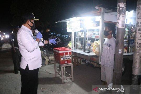 709 warga terjaring dalam razia masker di Jayapura