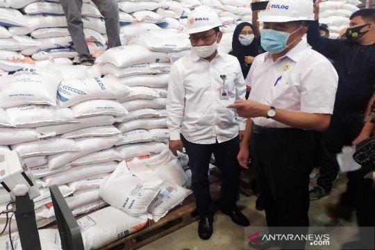 Menteri PMK ingatkan Bulog Sumut untuk pertahankan kualitas beras PKH