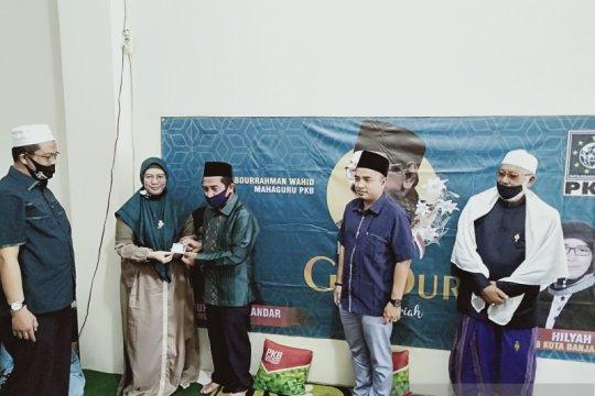 Pilkada Banjarmasin, Arifin Noor resmi jadi kader PKB