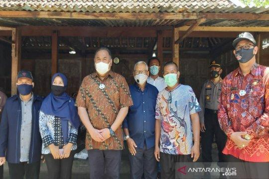Rachmat Gobel minta Pemkab Kulon Progo bangun rute ekonomi baru