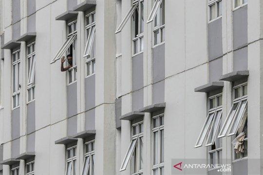 1.066 Pasien isolasi mandiri huni Tower 5 Wisma Atlet