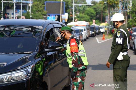 Kunjungan ke Jalur Puncak Bogor dibatasi jelang PSBB total DKI