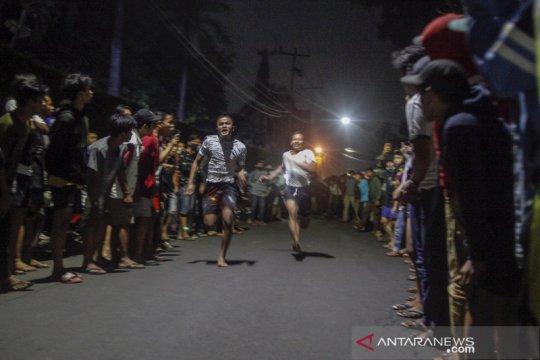 Polda Metro Jaya gencar bubarkan balap lari liar