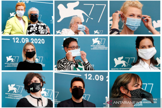 Festival Film Venesia hadir lagi, dengan masker dan tes COVID-19