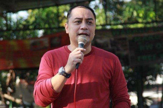 Pilkada Surabaya, Eri Cahyadi doakan Machfud sembuh dari COVID-19
