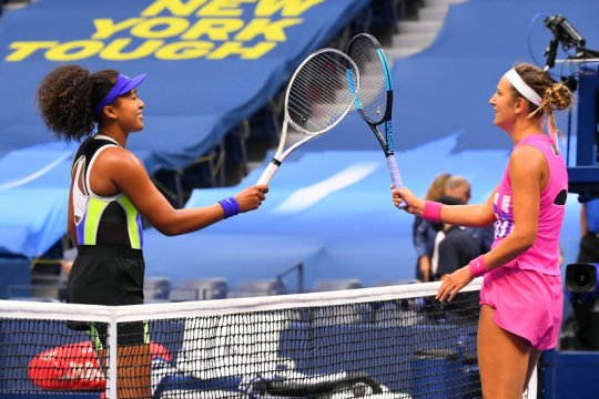 Statistik final Naomi Osaka vs Victoria Azarenka