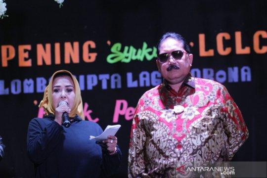 Insan kreatif diajak edukasi masyarakat lewat Lomba Cipta Lagu Corona