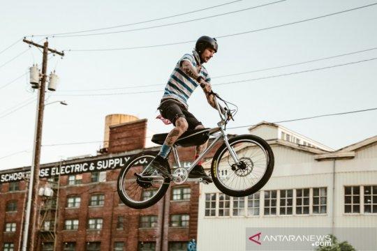 Sepeda BMX lahir kembali dengan penggerak listrik