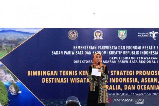 DPR inisiasi kegiatan pelatihan pariwisata di Bengkulu
