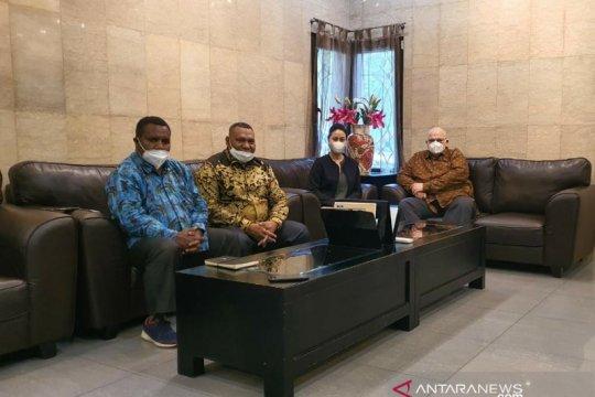 Pemprov Papua apresiasi dukungan Rusia fasilitasi peningkatan SDM OAP