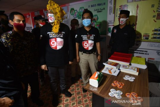 KPU Sulteng : Rumah pemilu bertujuan dekatkan pemilu kepada warga