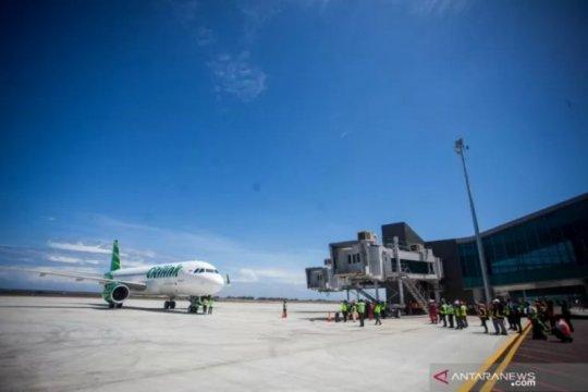 Jelang PSBB Jakarta, tak ada lonjakan penumpang di bandara Yogyakarta
