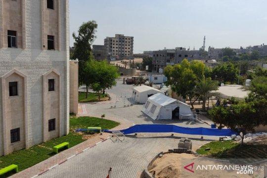 COVID-19 di Gaza, berjuang hadapi dua gempuran