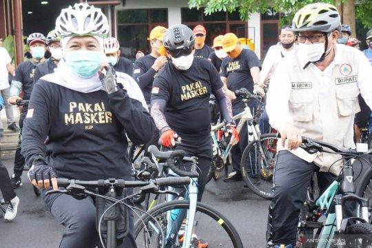 Dirjen Perhubungan Darat ungkap alasan helm tak wajib saat bersepeda