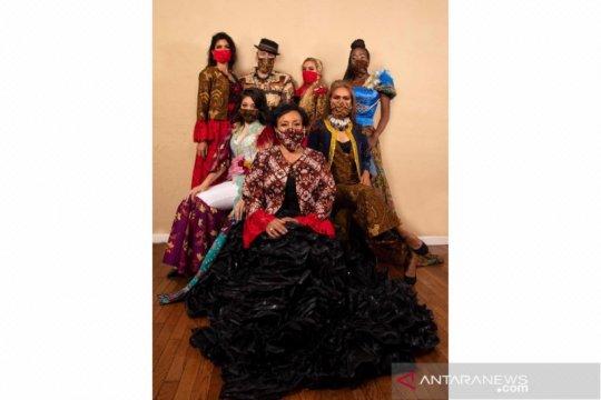 Batik tampil dalam pameran fesyen New York di tengah pandemi