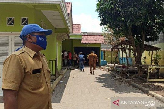 Polisi bongkar rumah di Medan diduga jadi lokasi penguburan mayat