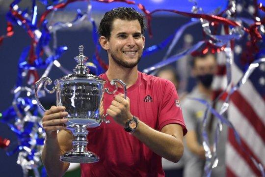 Juara tunggal putra Grand Slam sejak Australia Open 2017