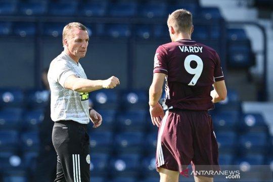 Rodgers katakan Vardy pembunuh berdarah dingin di kotak penalti
