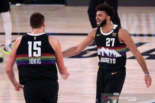 Nuggets bekuk Clippers 111-98, paksakan gim ketujuh semifinal Barat