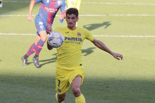Penalti selamatkan satu poin bagi debut Emery bersama Villarreal
