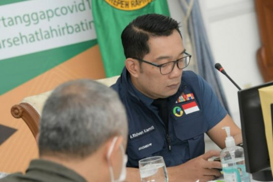 Ridwan Kamil imbau warga Jakarta jangan dulu berwisata ke Jabar