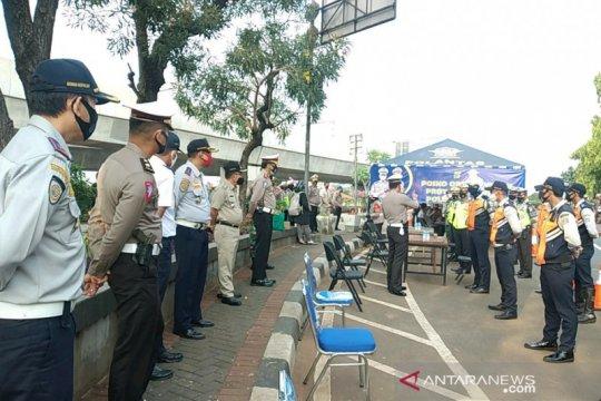 PSBB Jakarta, Sudin Perhubungan Jaksel antisipasi kerumunan ojek