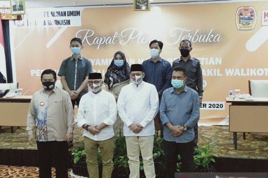 KPU Banjarmasin nyatakan keempat Bapaslon penuhi syarat administrasi