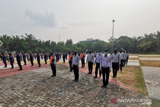 Jakarta Timur sebar 40 personel Dishub di perbatasan