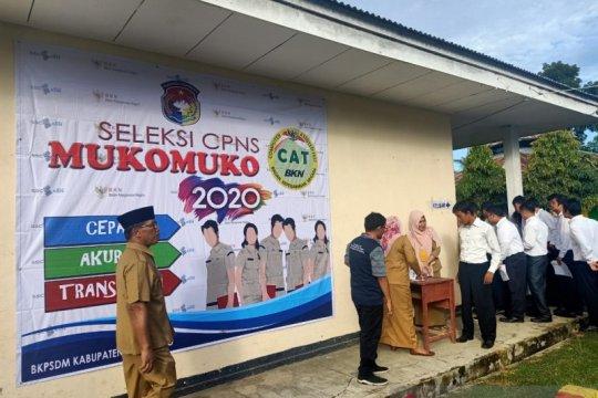 Orang positif COVID-19 di Mukomuko-Bengkulu boleh ikut seleksi CPNS