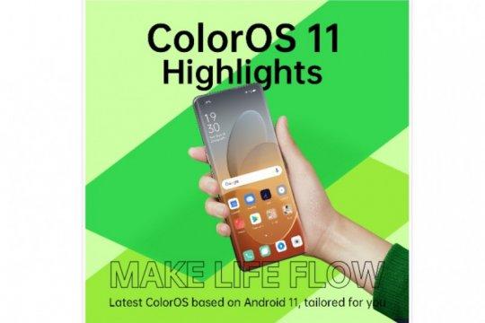 OPPO luncurkan ColorOS 11 secara global, inilah keunggulannya