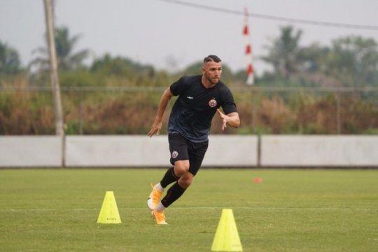 Persija Jakarta siap arungi lanjutan Liga 1 Indonesia 2020