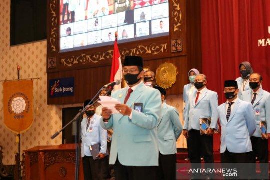 Mahfud MD minta mahasiswa ikut jaga NKRI