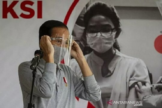 Presiden Jokowi tandatangani Perpres vaksin COVID-19