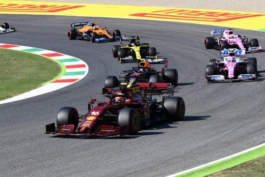 Leclerc buktikan talentanya, namun Ferrari terlalu lambat
