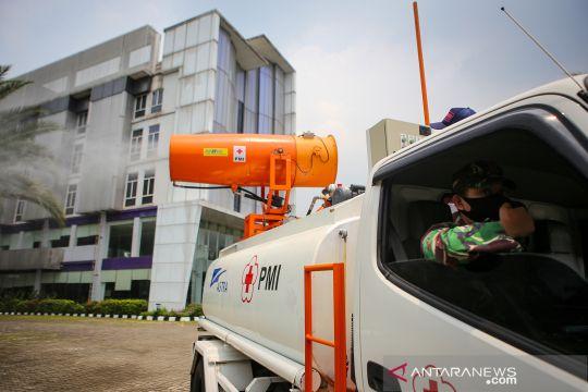 Hotel jadi tempat isolasi karena kasus COVID-19 melonjak di Kabupaten Tangerang