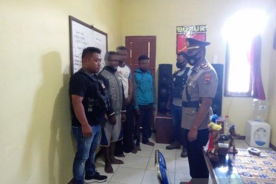 Pelaku penganiayaan perwira polri Jayawijaya serahkan diri