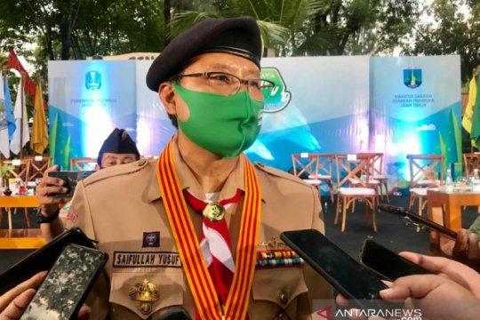 Pilkada Kota Pasuruan, Gus Ipul tak pasang target perolehan suara