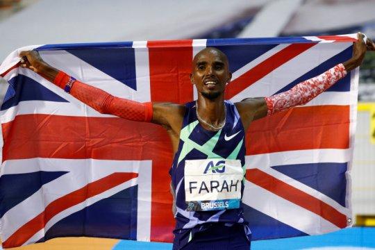 Mo Farah hanya akan ikuti lomba 10.000 meter