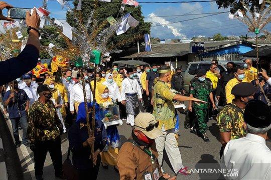 Upaya mencegah munculnya kluster COVID-19 di Pilkada Lampung