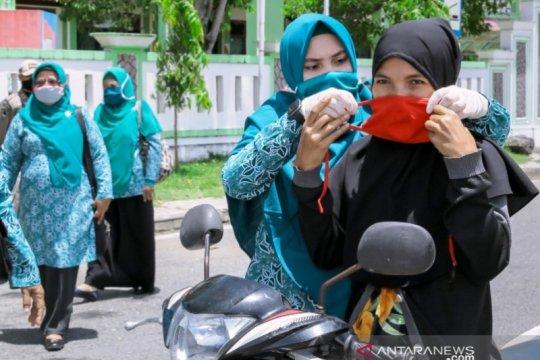Warga Aceh Barat didenda Rp50 ribu jika tak pakai masker