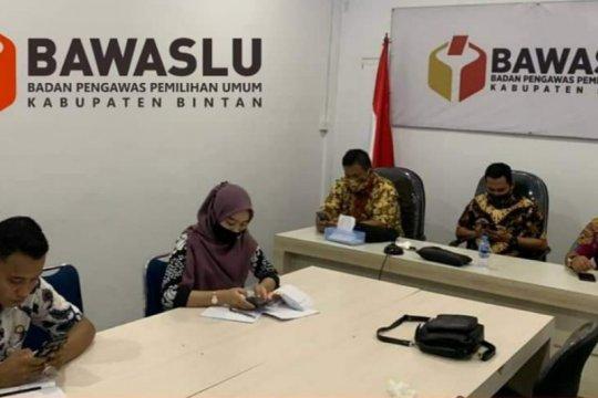 Bawaslu Kabupaten Bintan periksa seorang pejabat Pemprov Kepri