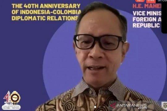 40 tahun Indonesia-Kolombia jadi momentum perkuat kerja sama