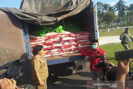 Gubernur Kalteng kerahkan helikopter salurkan bantuan ke korban banjir