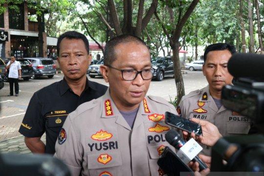Sebanyak 221 pelanggar ditindak di hari pertama PSBB