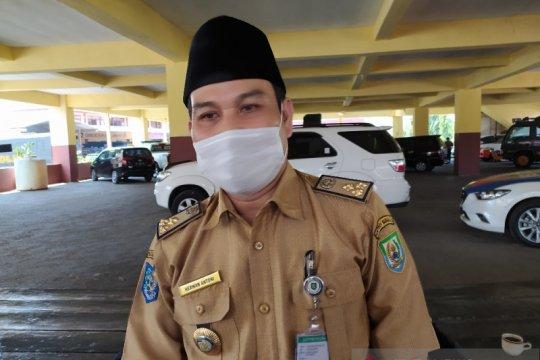 Kasus konfirmasi positif COVID-19 di Bengkulu bertambah 9 orang