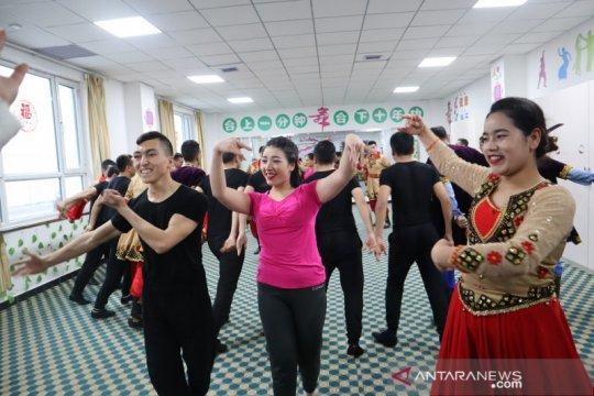 Jepang amati kondisi hak asasi manusia di Xinjiang China