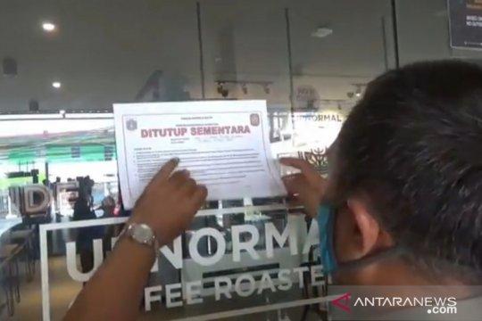 Tebalik Kopi didenda Rp50 juta akibat pelanggaran berulang